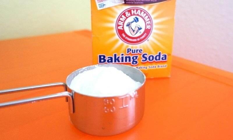 Baking Soda và công dụng tẩy rửa