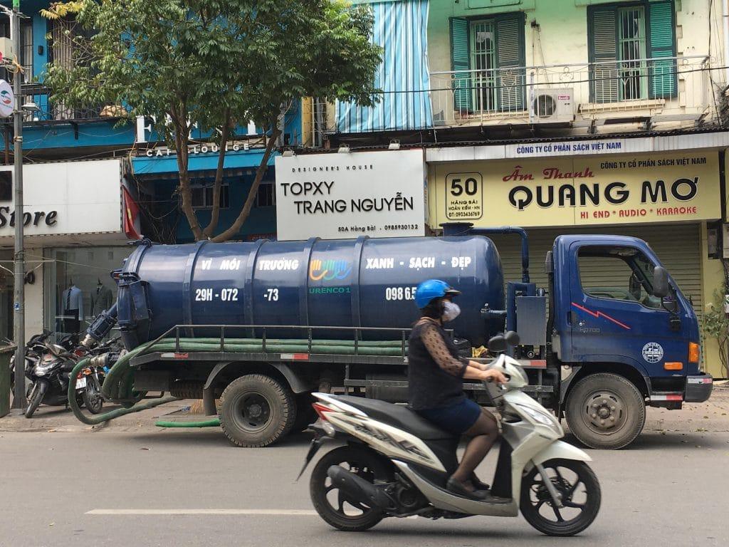 dịch vụ hút bể phốt tại Bắc Ninh