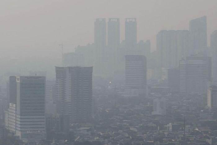 Nguyên nhân dẫn đến ô nhiễm không khí
