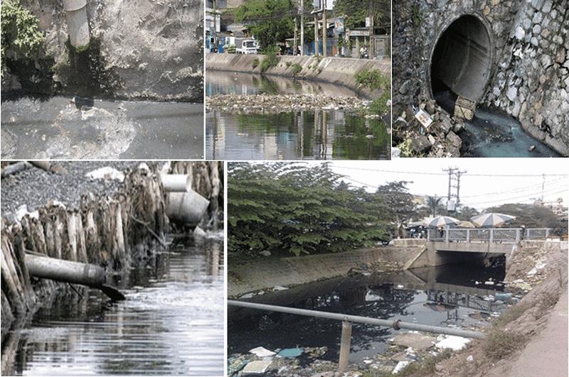 Khái niệm về nước thải sinh hoạt