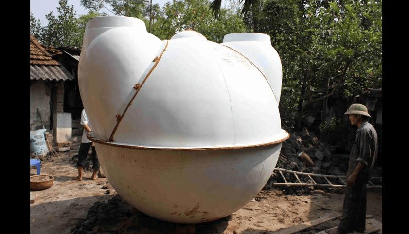 Định nghĩa về hầm biogas