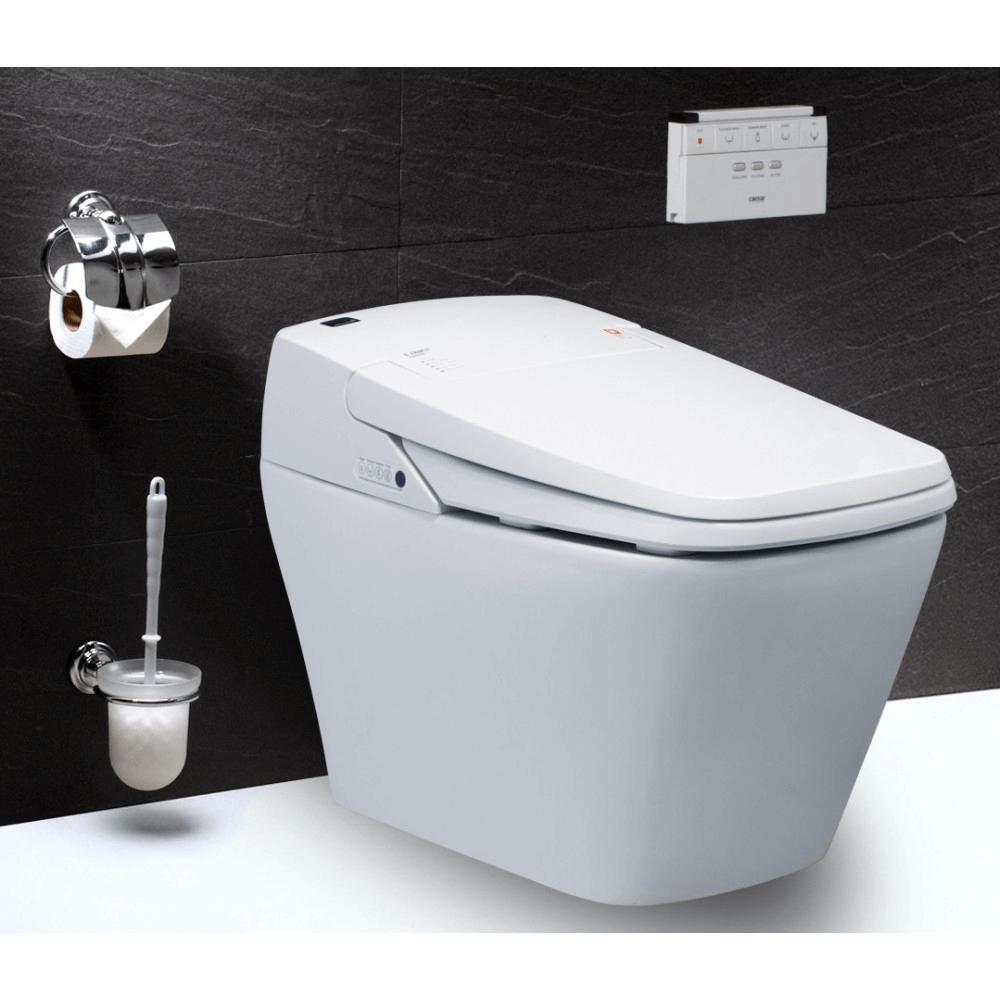 Dạng bồn vệ sinh có hệ thống cảm ứng