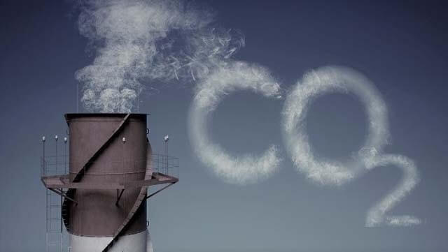 Khí CO2 thải ra quá nhiều là một trong những nguyên nhân gây hiệu ứng nhà kính